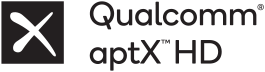 Qualcomm® aptX™ HD